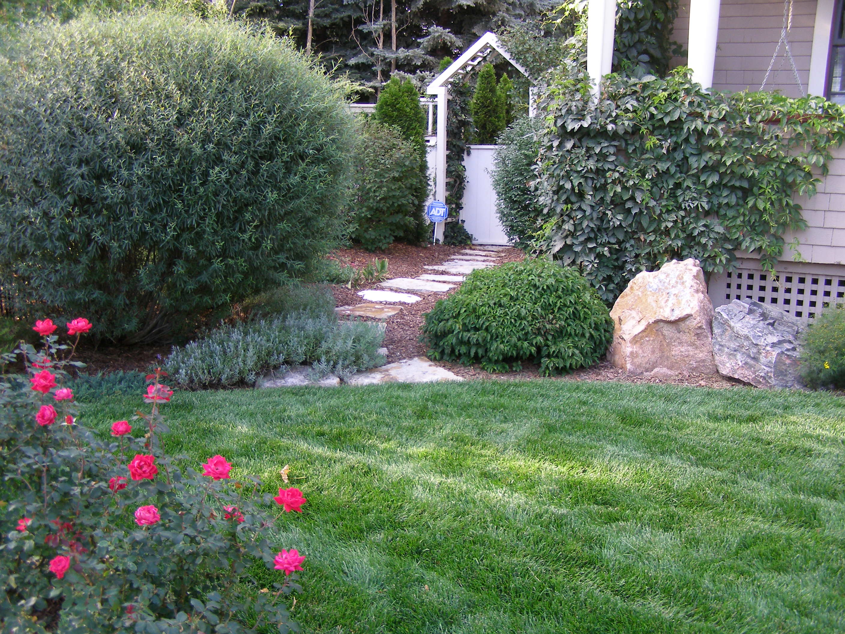 About custom environments for Custom landscaping