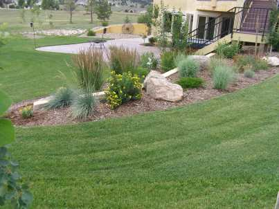 General Landscaping-Home Back Yard 1